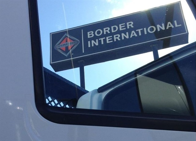 Photo via Border International Facebook Page