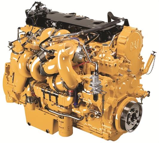 Caterpillar C13 Engine Manual
