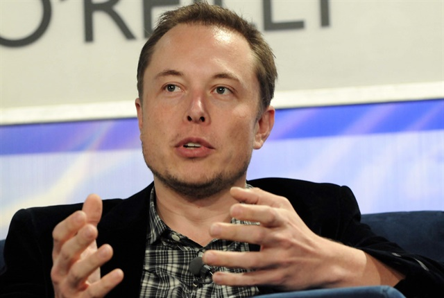 Photo of Elon Musk via jdlasica/Flickr.