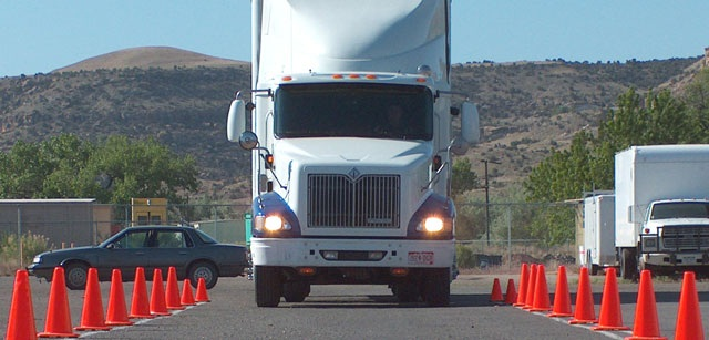FMCSA Proposes to Negotiate Driver Training Rule