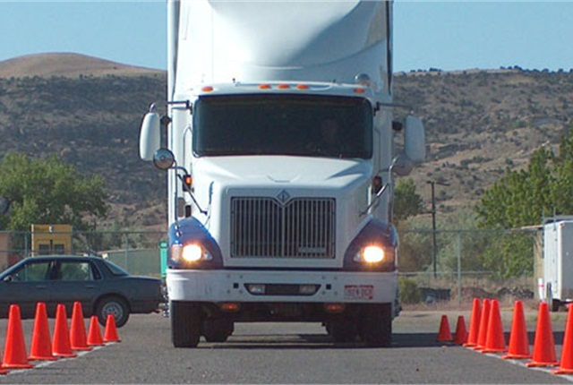 Fmcsa Posts Plan To Negotiate Driver Training Rule News