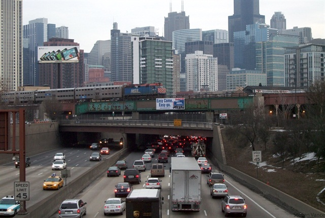 Traffic Congestion Increasing After Declining Two Straight