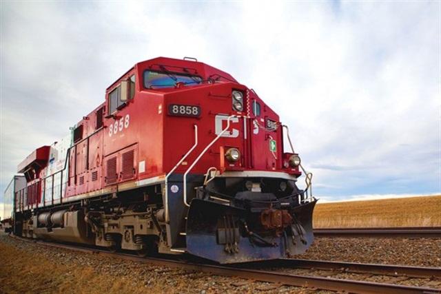 Image: Canadian Pacific Railway
