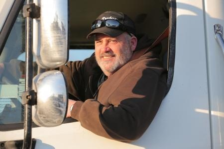 Danny Daniels, TRALA Driver of the Year. Photo Courtesy of Ryder