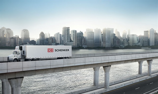 Photo: DB Schenker
