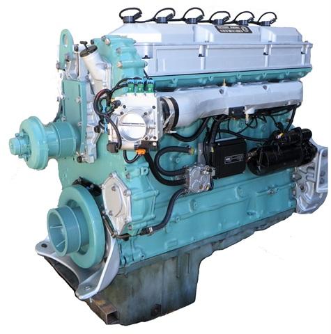 Omnitek Receives Approval for Detroit Diesel Natural Gas Conversions