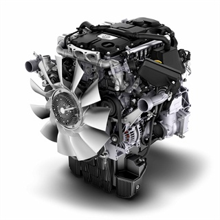 The Detroit DD5 engine