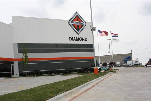 Diamond International of Springfield, a local International Truck dealership, has opened its new location in Springfield, Mo.