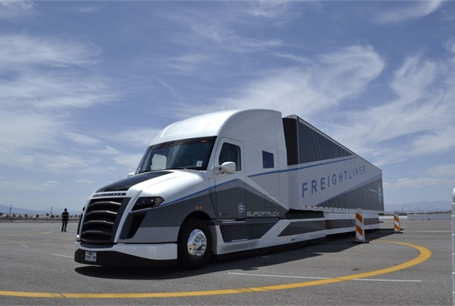 Prestolite taking part in supertruck ii program topnews for Broad ocean motor co
