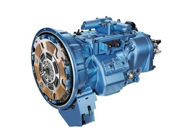 Eaton's Fuller Advantage 10-speed automated transmission. Photo: Eaton