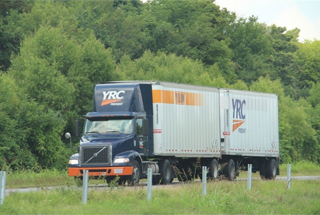 YRC says it's making changes at YRC Freight. Photo by Evan Lockridge