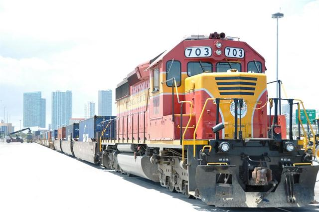 Miami Port, Railway Offering New Service for Faster Shipments