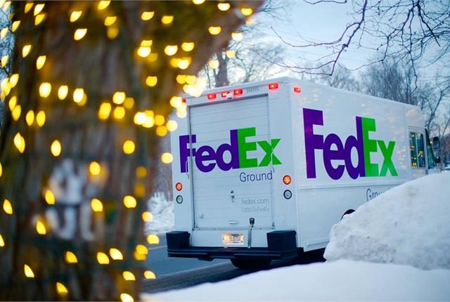Photo by FedEx.