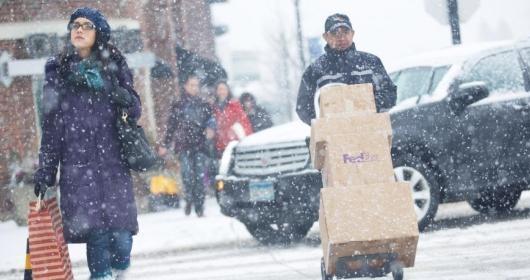 FedEx Predicts Record Holiday Volume