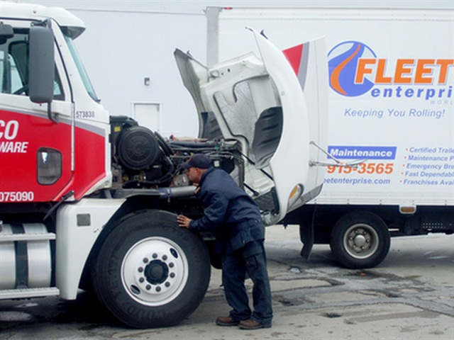 Photo: Fleet Enterprises