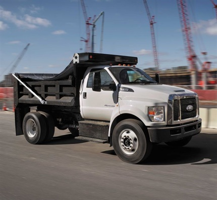 2018 ford f750. exellent f750 photo of 2018 f750 courtesy ford throughout ford f750