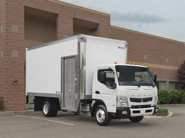 Photo via Mitsubishi Fuso.