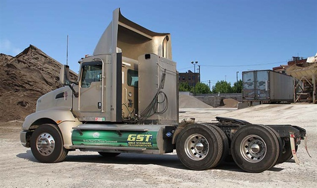 Photo courtesy of McNeilus Truck & Manufacturing, Inc.