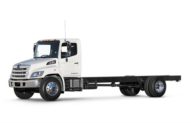 Hino 238 conventional truck Photo: Hino