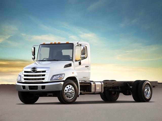 Photo: Hino Trucks