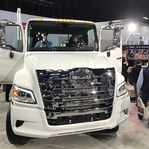 The XL was revealed at the 2018 Work Truck Show in Indianapolis. Photo: Justin Miller