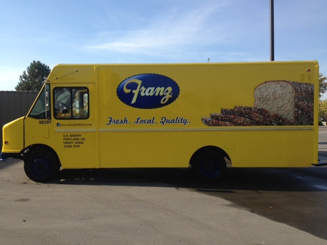 The 20 additional propane autogas vehicles will be converted in the next year. (PHOTO: Franz Bakery)