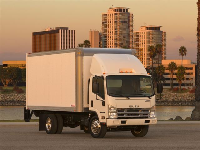 Photo: Isuzu Truck