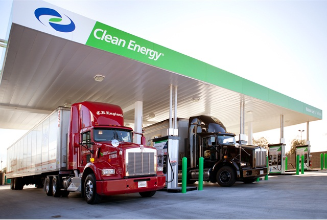 The report recommends that NHTSA and EPA develop a separate standard for natural gas vehicles, as is presently the case for diesel and gasoline-fueled vehicles.