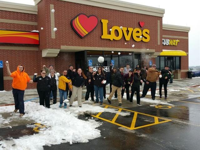 Photo: Love's Travel Stops