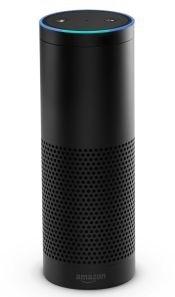Photo of Echo via Amazon.