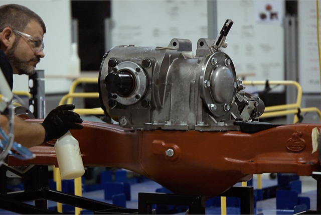 Mack is now assembling its proprietary drive axles in-house. Photo: Mack Trucks