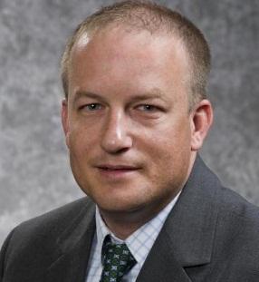 TJ McGeean, Chief Financial Officer at C.R. England. Photo via C.R. England.