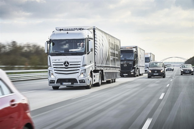 European Platooning Challenge Delivers 'Promising' Results