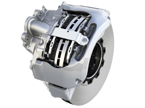 The EX+L has been weight-optimized and was designed to be the industry's lightest truck air disc brake, according to DTNA.