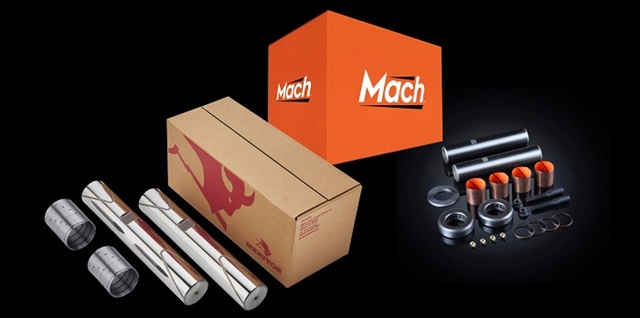 Meritor has expanded  available king pin kits through its Genuine and Mach product lines.