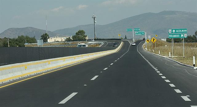 Photo: México Secretaría de Comunicaciones y Transportes