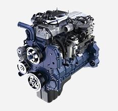 Navistar's N9 Engine Photo: Navistar