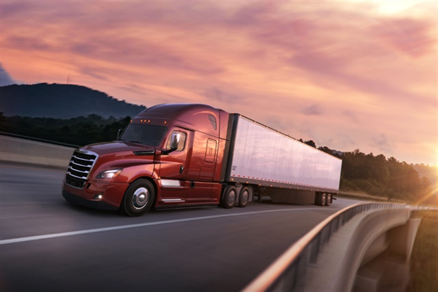 Photo: Freightliner