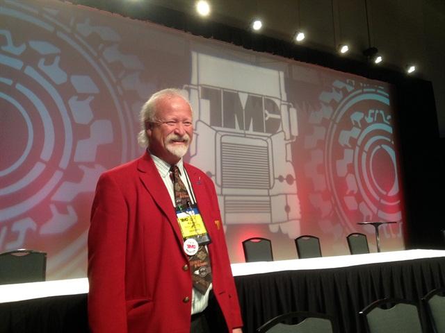 Kevin Tomlinson, TMC General Chairman and Treasurer. Photo: Jim Park
