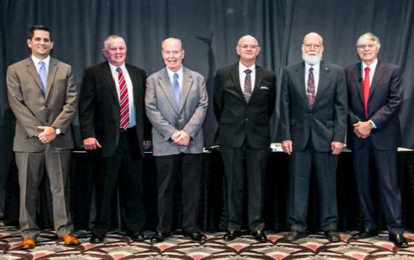The NPTC/Lytx Driver Hall of Fame inductees.