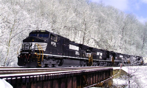 Photo: Norfolk Southern