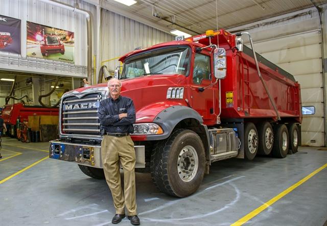Robert Nuss Named 2017 ATD Truck Dealer of the Year - TopNews - Fleet Management - TopNews ...