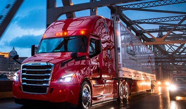 Nussbaum Transportation's new pay structure aims to address common driver headaches. Photo via Nussbaum Transportation