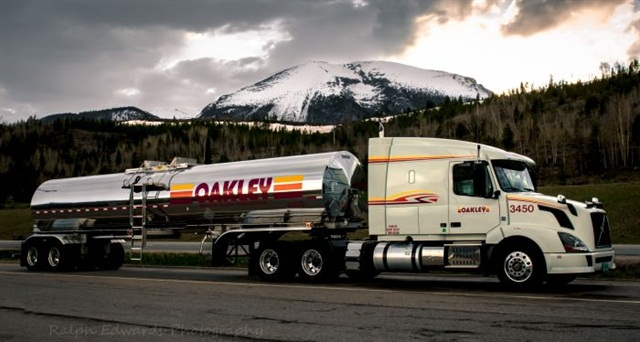 Photo: Oakley Transport