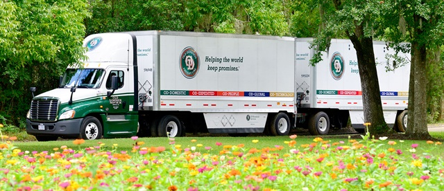 Old Dominion Freight Line is seeking a one-year exemption from the ELD mandate. Photo: ODFL