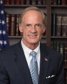 Carper Will Air Fuel Tax Hike with Senate Colleagues