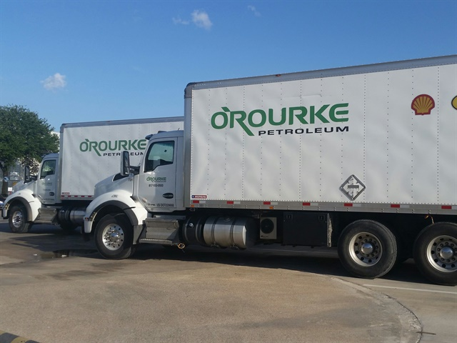 Photo courtesy of O'Rourke Petroleum.