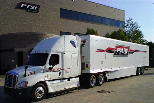 p a m  transportation income nearly triples in third quarter - topnews