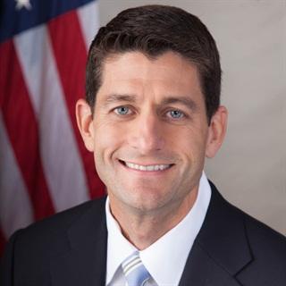 U.S. Rep. Paul Ryan. Official Photo
