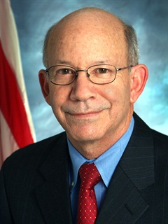 Peter DeFazio (D-OR), Ranking Member of the House Transportation & Infrastructure Committee. Image: Official Portrait